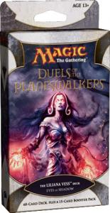 MTG: Duels of the Planeswalkers «The Liliana Vess deck: Eyes of Shadow»