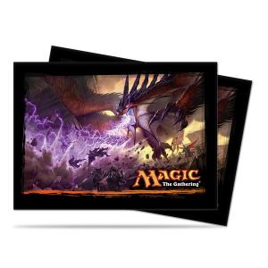 Протекторы Ultra-Pro «Dragons of Tarkir v1» (80 шт., 66х91мм)