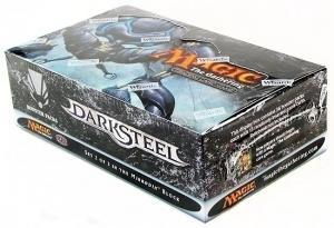 MTG: Дисплей бустеров издания Darksteel на английском языке