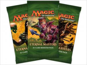 MTG: Бустер издания Eternal Masters на английском языке