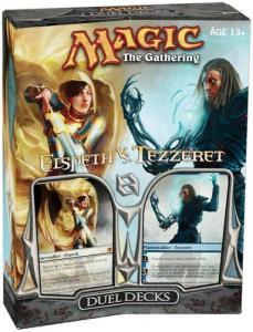 MTG: Дуэльный набор «Elspeth vs. Tezzeret»