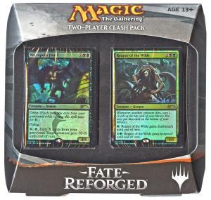 MTG: Дуэльный набор «Fate Reforged Clash Pack»