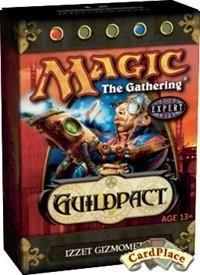 MTG: Начальный набор «Izzet Gizmometry» издания Guildpact