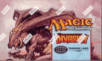 MTG: Дисплей бустеров издания Invasion на английском языке