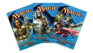 MTG: Бустер издания Modern Masters 2015 на английском языке