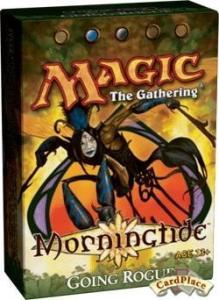 MTG: Начальный набор «Going Rogue» издания Morningtide