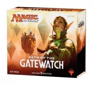 MTG: Подарочный набор издания Oath of the Gatewatch на английском языке