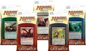 MTG: 5 начальных наборов издания Oath of the Gatewatch