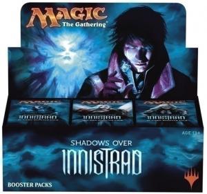 MTG: Дисплей бустеров издания Shadows over Innistrad на английском языке