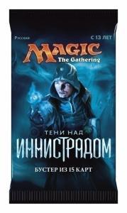 MTG: Бустер издания Тени над Иннистрадом на русском языке