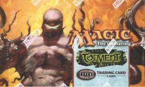MTG: Дисплей бустеров издания Torment на английском языке