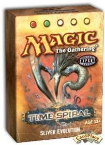 MTG: Начальный набор «Sliver Evolution» издания Time Spiral