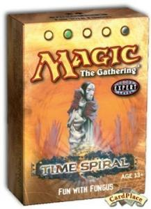 MTG: Начальный набор «Fun with Fungus» издания Time Spiral