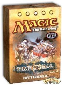 MTG: Начальный набор «Hope`s Crusaders» издания Time Spiral