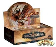 MTG: Дисплей бустров издания Time Spiral на английском языке