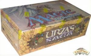 MTG: Дисплей бустеров издания Urza Saga на английском языке