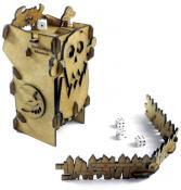 Башня для бросания кубиков - Тотем орков