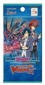 Cardfight!! Vanguard G: Бустер издания Divine Dragon Caper на английском языке