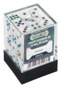Набор кубиков STUFF PRO D6. Белые 12мм 36 шт