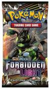 Pokemon Sun & Moon: Бустер издания «Forbidden Light» (на английском)
