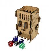 Башня для бросания кубиков - Dice Crusher