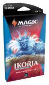 MTG: Тематический Синий бустер издания Ikoria: Lair of Behemoths на английском языке