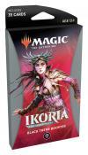 MTG: Тематический Чёрный бустер издания Ikoria: Lair of Behemoths на английском языке