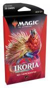 MTG: Тематический Красный бустер издания Ikoria: Lair of Behemoths на английском языке