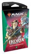 MTG: Тематический Зелёный бустер издания Ikoria: Lair of Behemoths на английском языке
