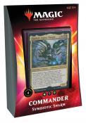 MTG: Колода Commander Deck: Symbiotic Swarm издания Ikoria: Lair of Behemoths на английском языке