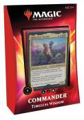MTG: Колода Commander Deck: Timeless Wisdom издания Ikoria: Lair of Behemoths на английском языке
