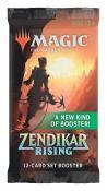 MTG: СЕТ-бустер издания Zendikar Rising на английском языке