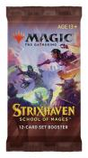 MTG: СЕТ-бустер издания Strixhaven: School of Mages на английском языке