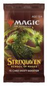 MTG: Драфт-бустер издания Strixhaven: School of Mages на английском языке