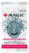 MTG: Коллекционный бустер издания Adventures in the Forgotten Realms на английском языке