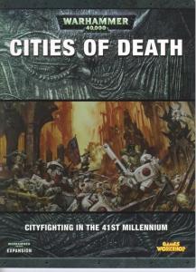 Расширение для Warhammer 40,000: Города Смерти (на английском языке)