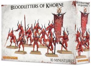 Кровопускатели Кхорна (Bloodletters of Khorne)