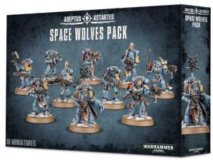 Стая Космических Волков (Space Wolves Pack)