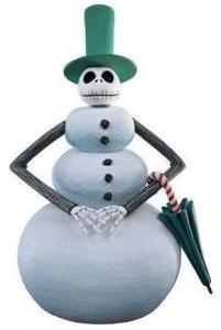 Nightmare Before Christmas Snowman Jack (повреждён)