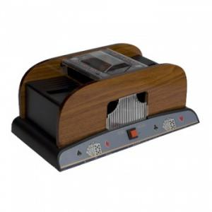Шафлер автоматический: Серия Wooden Deluxe