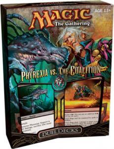 MTG: Дуэльный набор «Phyrexia vs. Coalition»