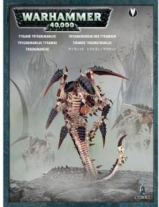 Тригон / Малок Тиранидов (Tyranid Trygon / Mawloc)