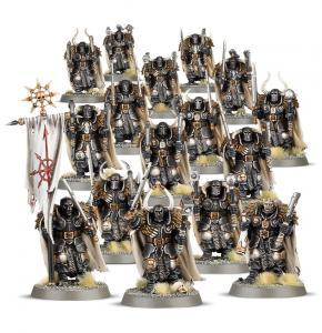 Warriors of Chaos Regiment (большой набор)