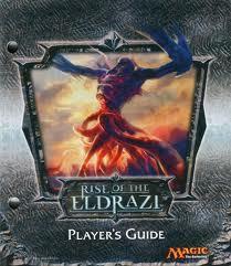 MTG: Руководство Игрока: Rise of The Eldrazi