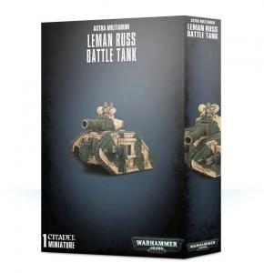 Боевой Танк Леман Расс Имперской Гвардии (Imperial Guard Leman Russ Battle Tank)