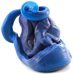 Фиолетовый Хендгам-хамелеон