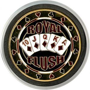 Хранитель карт Royal Flush