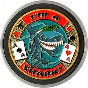 Хранитель карт Shark