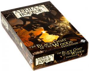 Arkham Horror: Black Goat of the Woods Expansion (на английском)