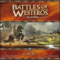 BattleLore: Battles of Westeros. Core Set (на английском)